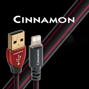 USB кабель AudioQuest Cinnamon Lightning-USB