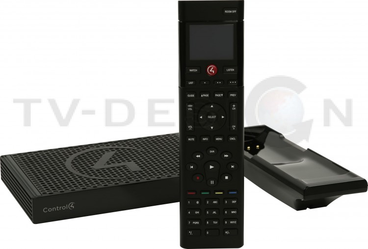 Комплект Control4 EA-3 V2 Entertainment Bundle W/Remote & Recharging Station